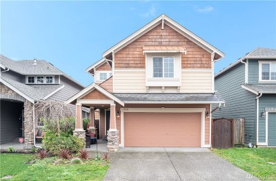 Bothell Single Family Home For Sale: 116 196th Place SW