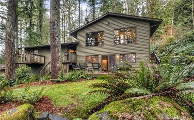 Issaquah Single Family Home Contingent: 25172 SE 158 St