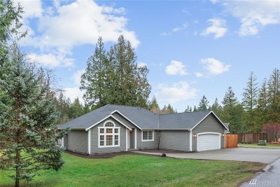 Gig Harbor Single Family Home For Sale: 15404 41st Ave NW