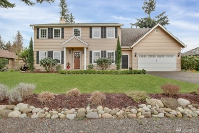 Lake Tapps WA Single Family Home For Sale: $679,900