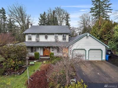 Auburn Single Family Home For Sale: 11620 SE 288th Street