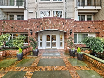 Seattle Condo/Townhouse For Sale: 1525 NW 57th St #329
