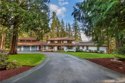 Sammamish Single Family Home For Sale: 3500 207th Ave SE