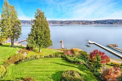 Bellevue WA Residential Lots & Land Pending: $2,200,000