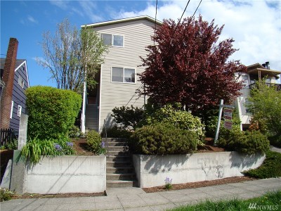 Seattle Multi Family Home For Sale: 2636 NW 57th St