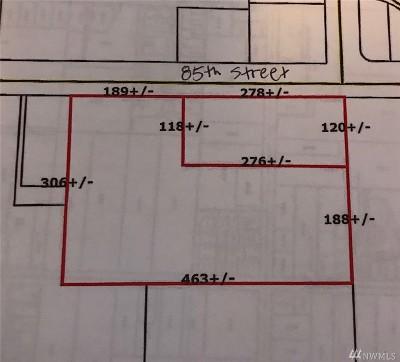 Tacoma Single Family Home For Sale: 1308 85th St E