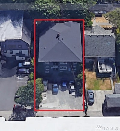 Seattle Multi Family Home For Sale: 527 20th Ave E