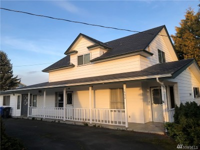 Single Family Home For Sale: 1590 SW Fort Nugent Ave