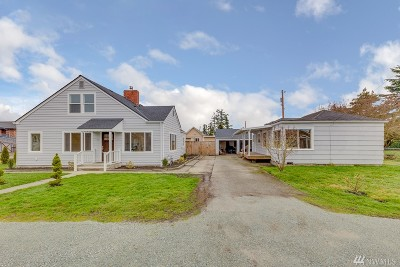 Stanwood Single Family Home For Sale: 27123 101st Ave NW