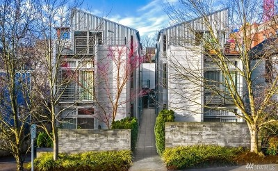 Condo/Townhouse Sold: 1413 15th Ave #2