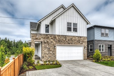 Maple Valley Single Family Home For Sale: 23606 SE 269th Ct #30