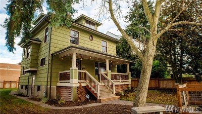 Tacoma Single Family Home For Sale: 2021 S 7th St