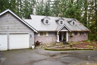 Issaquah Single Family Home For Sale: 26415 SE 160th St