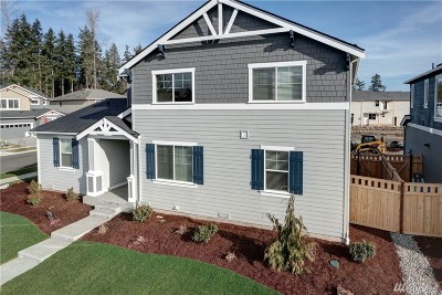 Bonney Lake Single Family Home For Sale: 17817 132nd St Ct E #187