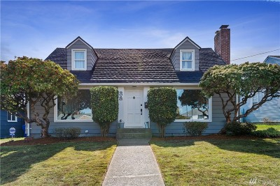 Tacoma Single Family Home For Sale: 4910 N 25th St