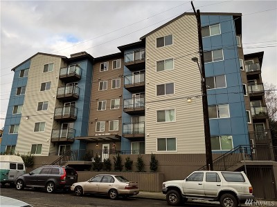 Condo/Townhouse Sold: 1616 Summit Ave #N304
