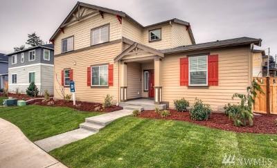 Bonney Lake Single Family Home For Sale: 18305 Berkeley Pkwy E #45