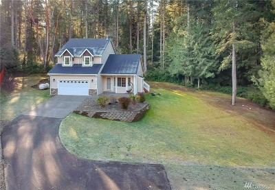 Gig Harbor Single Family Home For Sale: 9810 138th Ave NW