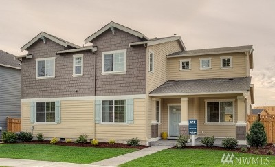 Bonney Lake Single Family Home For Sale: 18114 131st St E #89
