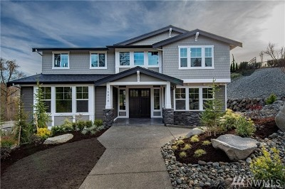 Bothell Single Family Home For Sale: 15414 98th Ct NE