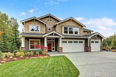 Bothell Single Family Home For Sale: 15432 98th Ct NE