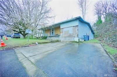 Renton Single Family Home For Sale: 13208 Renton Ave S