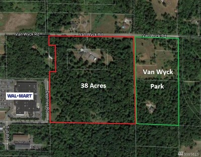 Bellingham WA Residential Lots & Land For Sale: $3,195,000