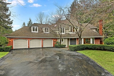 Woodinville Single Family Home For Sale: 16023 Saybrook Dr NE