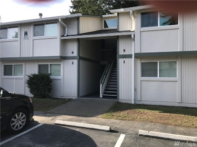 Federal Way Condo/Townhouse For Sale: 32303 4th Pl S #M-2