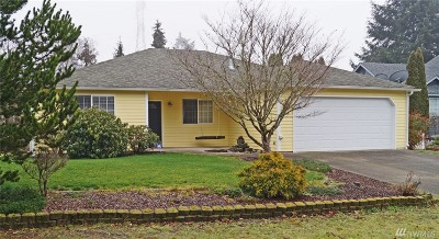 Shelton WA Single Family Home Sold: $240,000