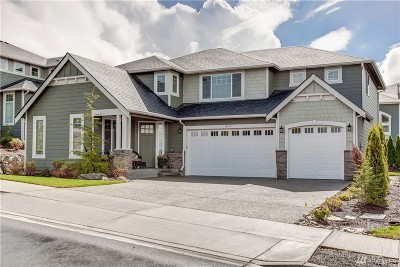 Marysville Single Family Home Contingent: 6110 37th Place NE