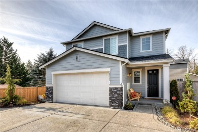 Lake Stevens Single Family Home For Sale: 10190 35th Place NE