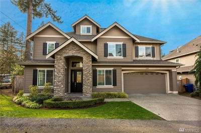 Bellevue Single Family Home For Sale: 2189 153rd Lane SE