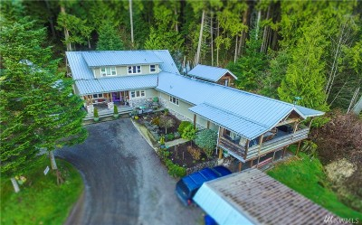 Carnation, Duvall, Fall City Farm For Sale: 7900 W Snoqualmie Valley Rd NE