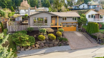 Bellevue Single Family Home For Sale: 5712 111th Ave SE