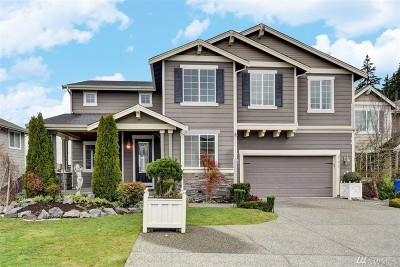Bothell Single Family Home For Sale: 21818 44th Dr SE