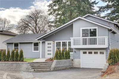 SeaTac Single Family Home For Sale: 17029 40th Ave S