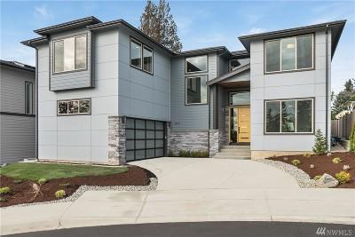 Renton Single Family Home For Sale: 1814 NE 13th St