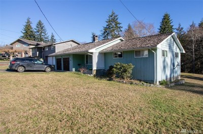 Grays Harbor County Single Family Home For Sale: 243 Holly Lane