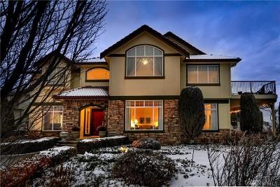 Wenatchee Single Family Home For Sale: 2214 Sandy Brooke