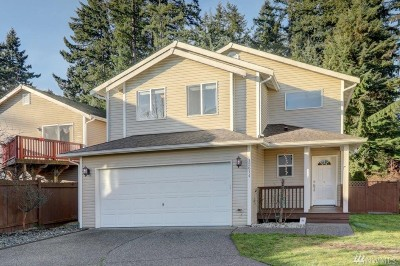 Everett Single Family Home For Sale: 12614 Alexander Rd