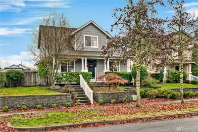 Dupont Single Family Home For Sale: 2273 Palisade Blvd