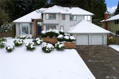 Bothell Single Family Home For Sale: 16525 121st Ave NE