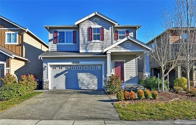 Bothell Single Family Home For Sale: 18233 31st Ave SE