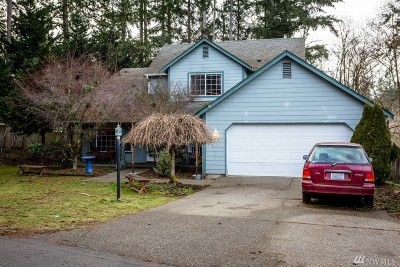 Puyallup Single Family Home For Sale: 11816 145th St E