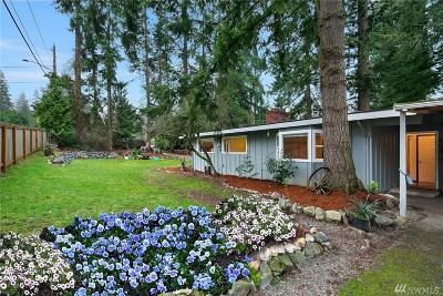 Bellevue Single Family Home For Sale: 4225 150th Ave SE