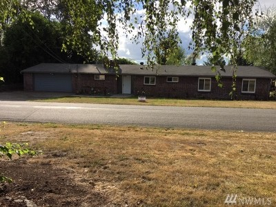 Puyallup Single Family Home For Sale: 5604 114th Ave Ct E