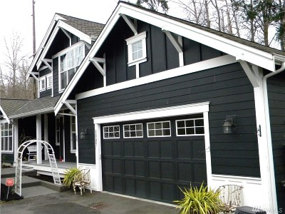 Bellingham Single Family Home For Sale: 1007 Brookings Place