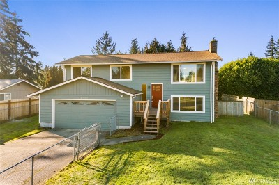 Olympia Single Family Home For Sale: 8732 NE Quinault Lp