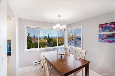 Condo/Townhouse Sold: 6055 35th Ave SW #206